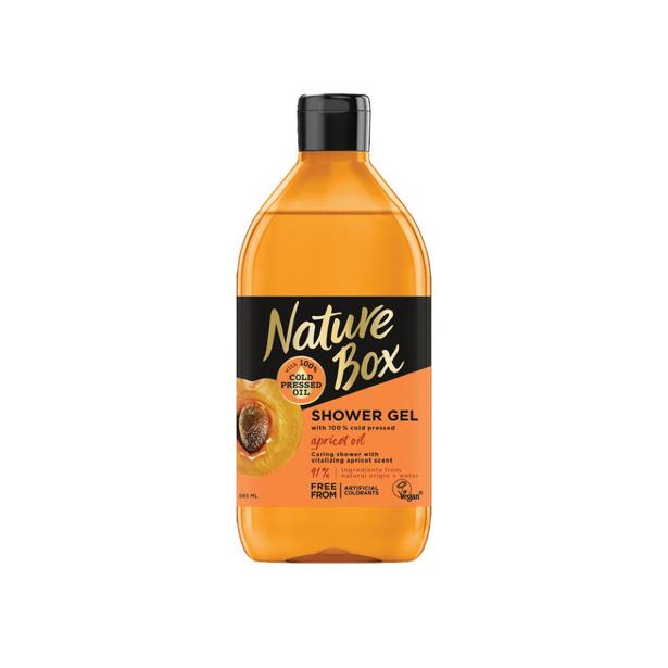 Nature Box Shower Gel Apricot Oil