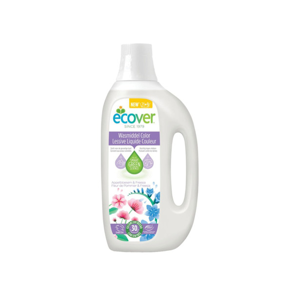 Ecover Wasmiddel Color Appelbloesem & Freesia