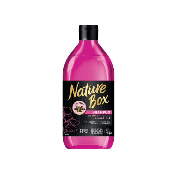 Nature Box Shampoo Almond Oil