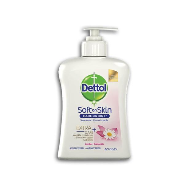 Dettol  Handzeep Soft On Skin Kamille