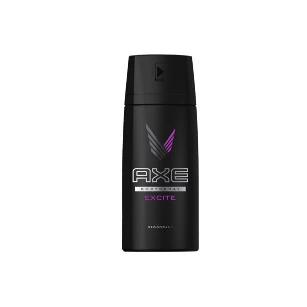 Axe deodorant Excite 150 ml in voordeelverpakking
