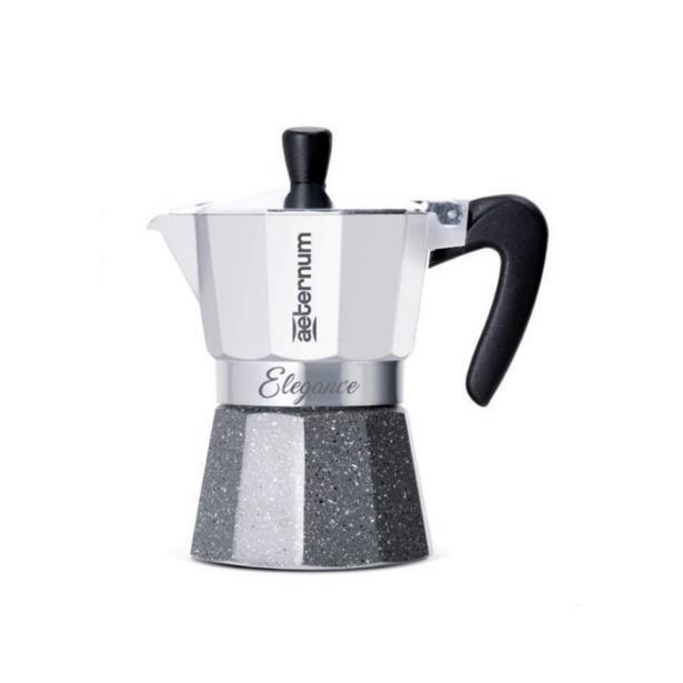 Aeternum Elegance Espresso Maker Wit 6 Tassen