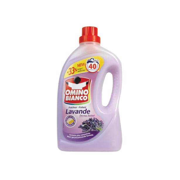 Omino Bianco Lavendel