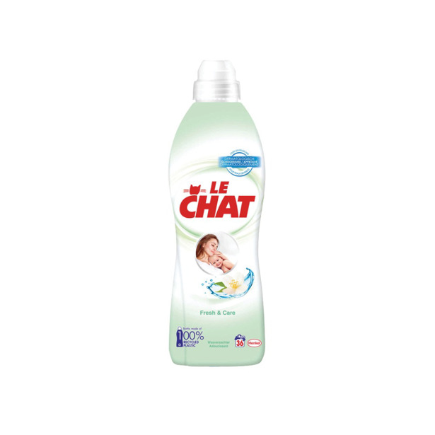 Le Chat Wasverzachter Fresh & Care