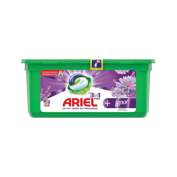 Ariel  3 in 1 Pods Touch of Lenor Freshness