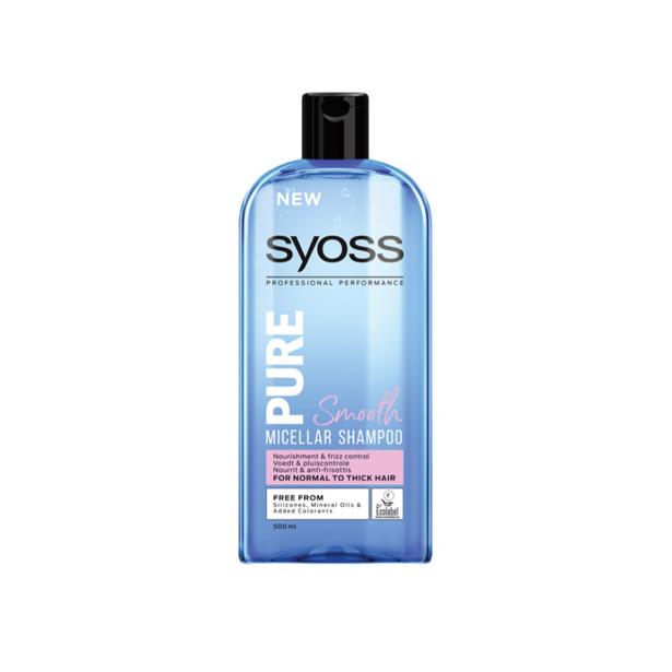 Syoss - Micellar Pure Smooth Shampoo
