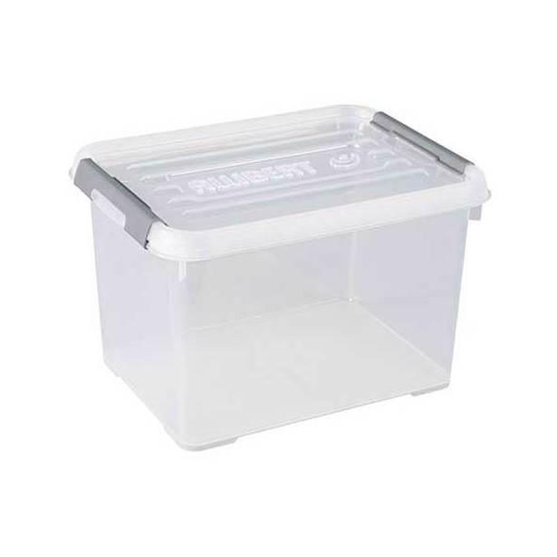 Curver Handy Plus Box 15L - 40x29x20cm - Transparant