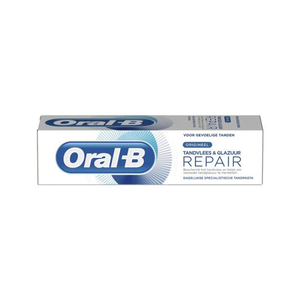 Oral-B Tandpasta Origineel Tandvlees en Glazuur Repair