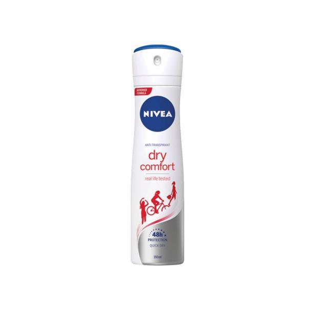 Nivea Woman Deodorant Dry Comfort