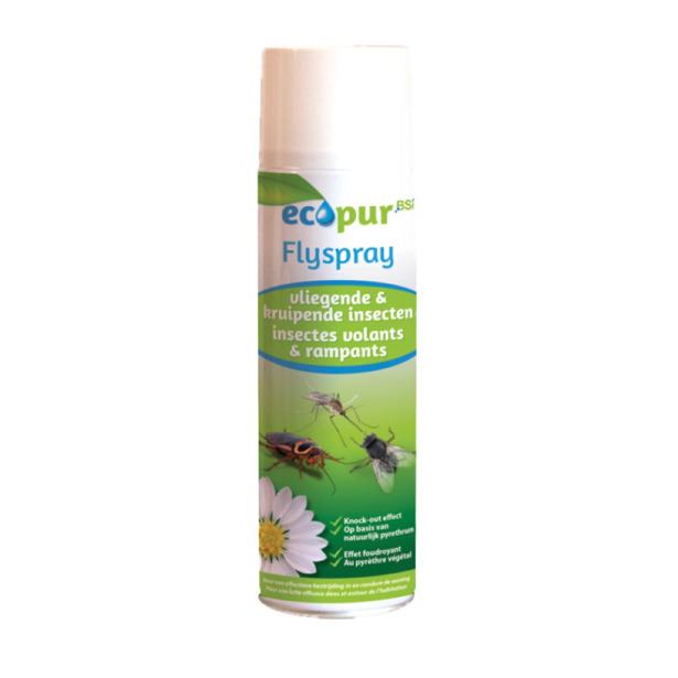 Ecopur Flyspray Vliegende & Kruipende Insecten
