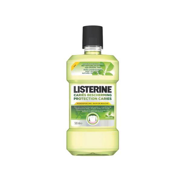 Listerine Mondspoeling Green Tea