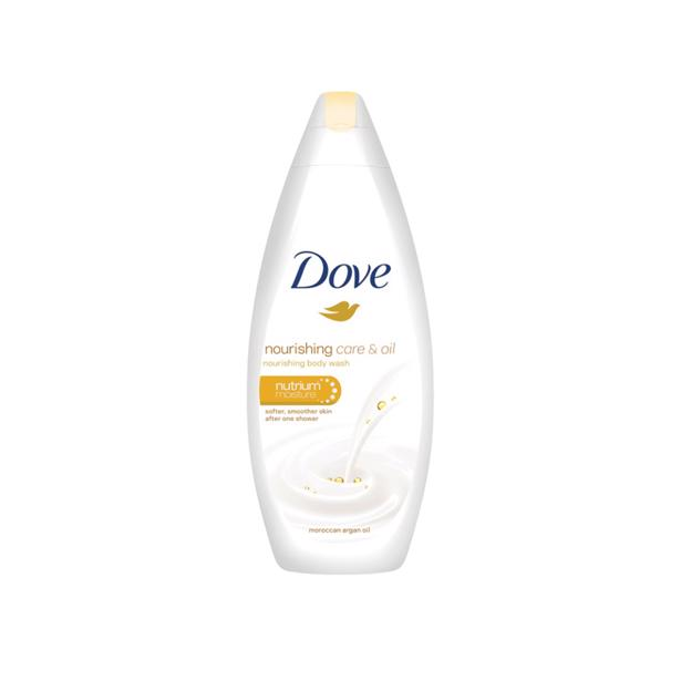 Dove Douche Nourishing Oil & Care