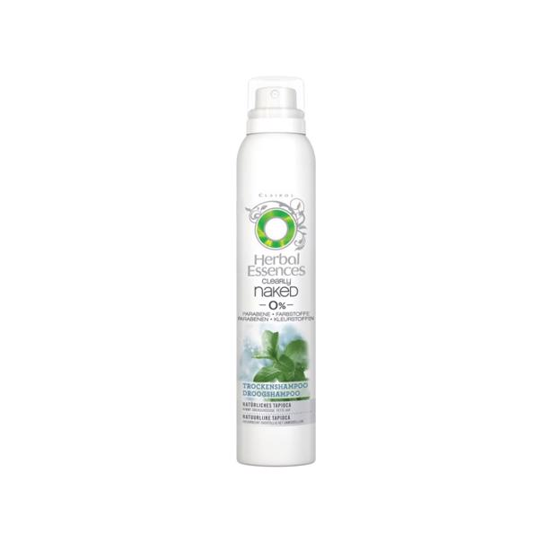 Herbal Essences Clearly Naked Droogshampoo