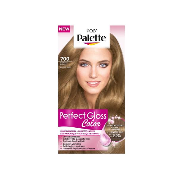 Schwarzkopf Poly Palette Perfect Gloss Color 700 - Honing Blond