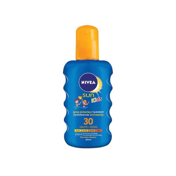 Nivea Sun Kids Extra Waterproof SPF 30 Zonnespray
