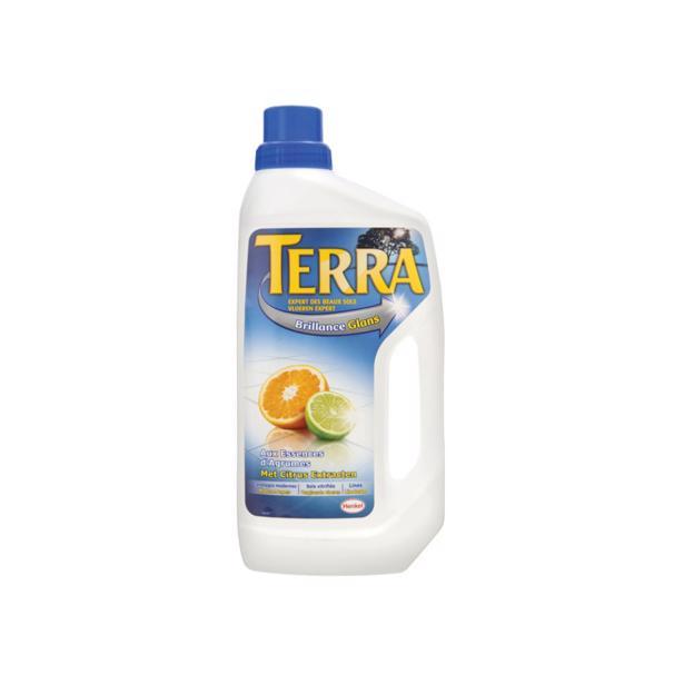 Terra Glans Met Citrus Extracten