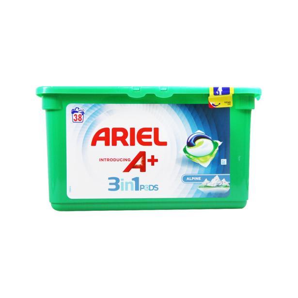 Ariel Alpine A+ 3 in 1 pods