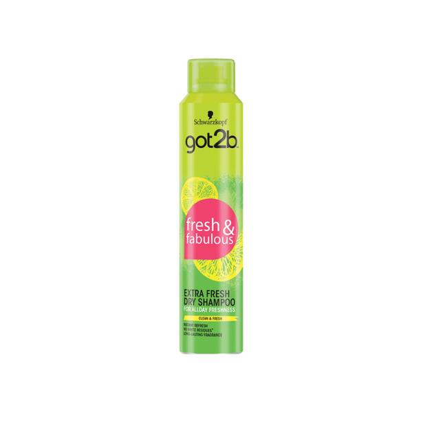 got2b - Droogshampoo Fresh & Fabulous Clean & Fresh