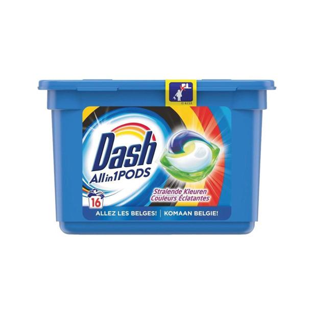 Dash All in One Pods Stralende Kleuren