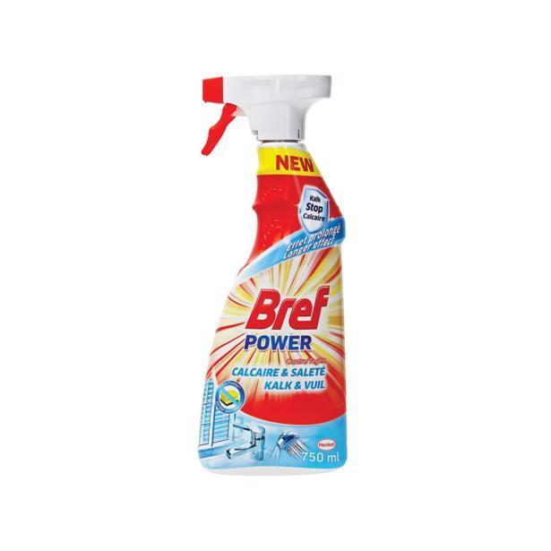 Bref Power kalk en vuil voordeelverpakking 8 x 750 ml