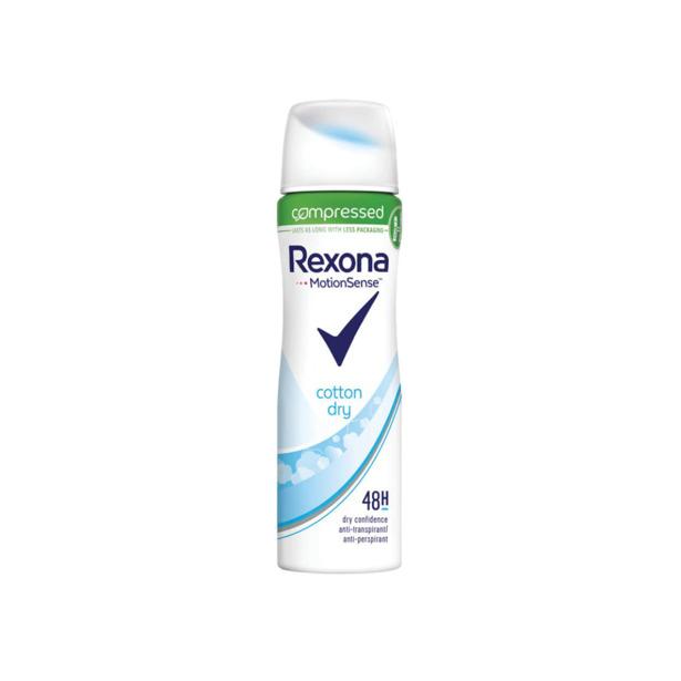 Rexona - Compressed Deodorant Cotton Dry