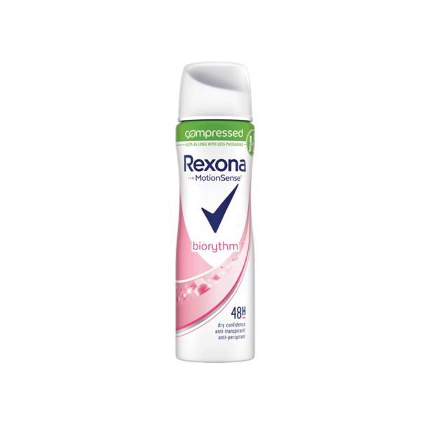 Rexona Compressed Deodorant Biorythm