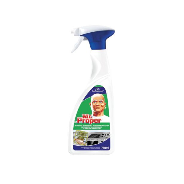 Mr Proper Professional Reinigingsspray & Ontvetter