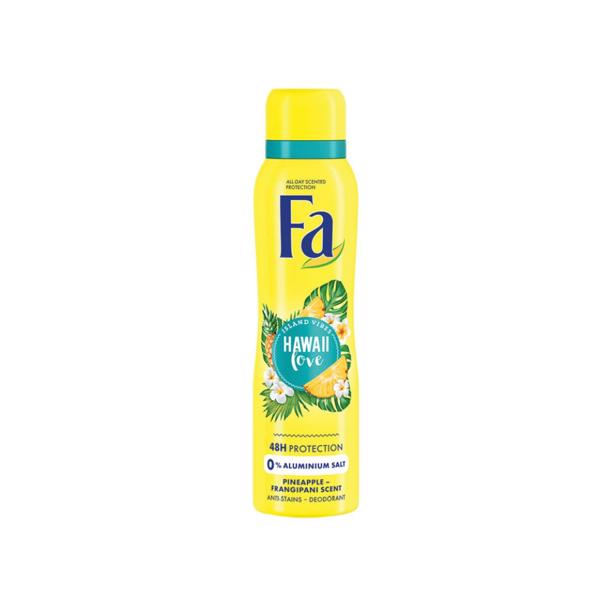Fa Deodorant Hawaii Love Ananas en Frangipane