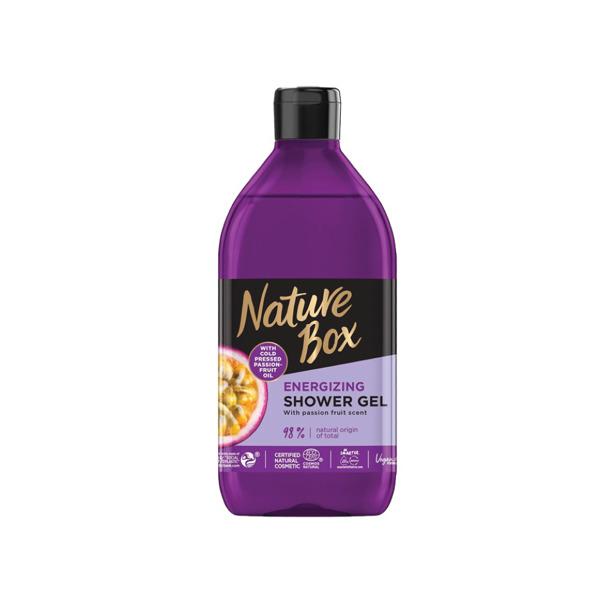Nature Box Shower Gel Passion Fruit