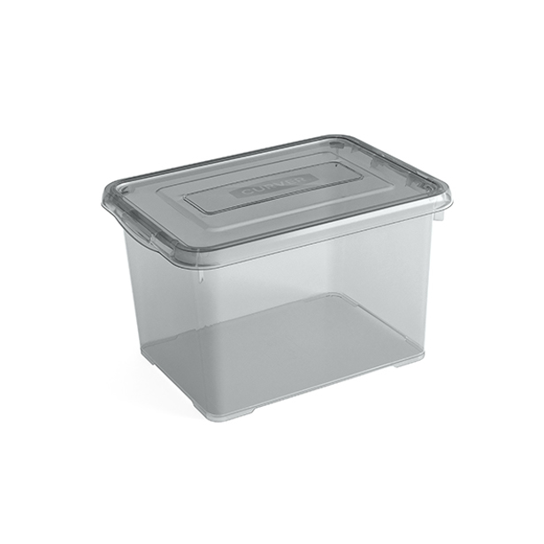 Handy Box 20L -  40x29xh25cm - Smokey Grey