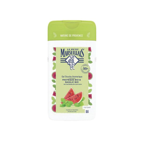 Le Petit Marseillais Bio Watermelon & Bio Basil Douchegel