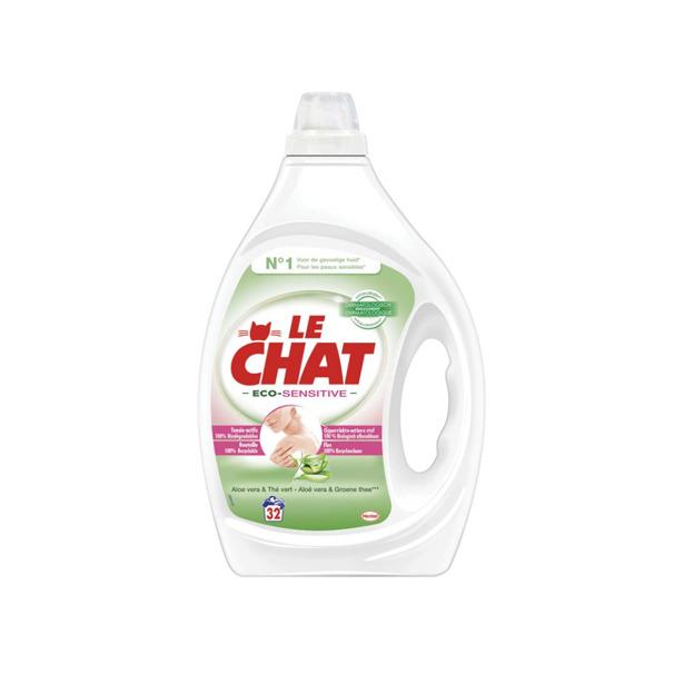 Le Chat - Eco Sensitive Aloë Vera & Groene Thee