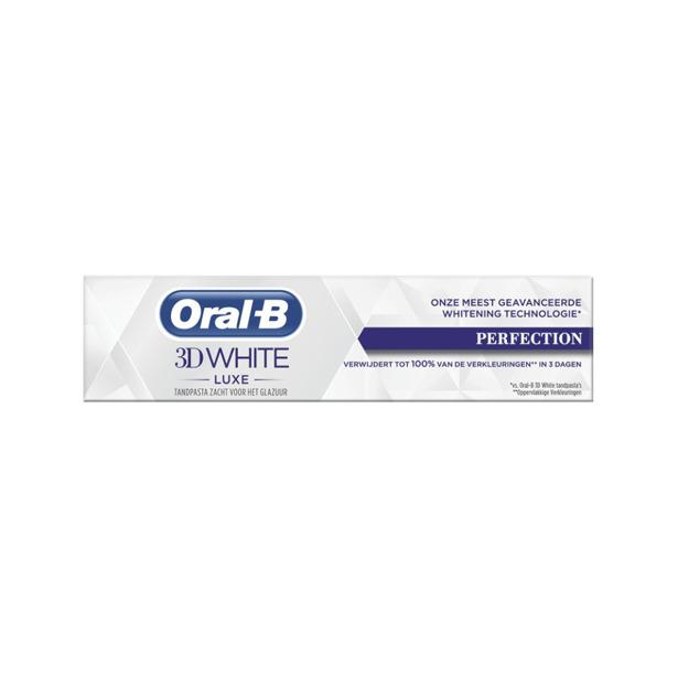 Oral-B Tandpasta 3D White Luxe