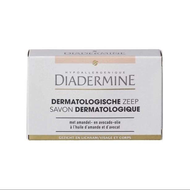 Diadermine Dermatologische Zeep met Amandel- en Advocado-olie