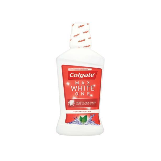 Colgate Mondspoeling Plax Max White One