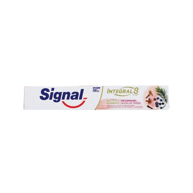 Signal Tandpasta Integral 8 Kruidnagel