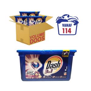 Dash  3 in 1 Pods Lavandel met Lenor 4015600838508