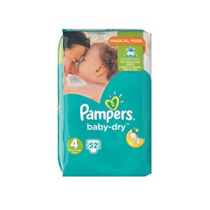 Pampers Baby Dry 4 4015400844129