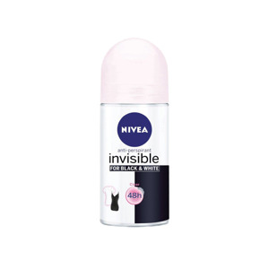 Nivea Woman Deo Roll-on Invisible Black & White Clear 50ml 42345138
