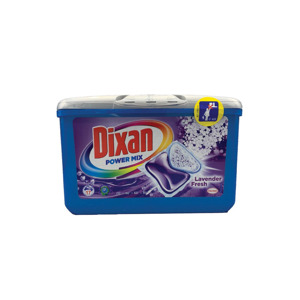 Dixan Power Mix Caps Lavendel Fresh 5410091721787