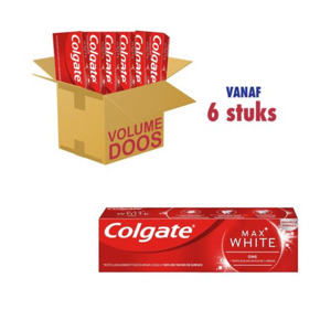 Colgate Max White One Tandpasta 8718951210707