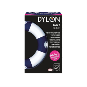 Dylon Textielverf Navy Blue 4015000961882