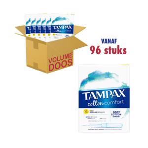 Tampax Cotton Comfort Regular 8001090993465