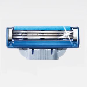 Gillette Mach 3 Turbo scheermesjes 7702018409136