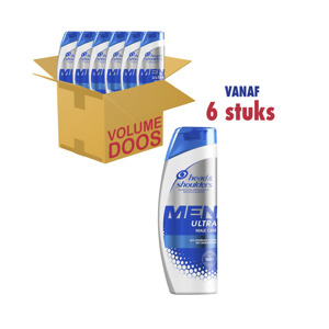 Head & Shoulders Men Ultra Male Care met Zeemineralen Shampoo 8001090689627