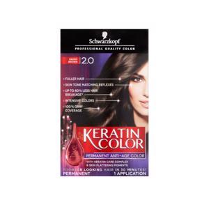 Schwarzkopf Keratine Color 2.0 - Bruinzwart 5410091727673