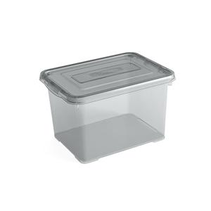 Curver Handy Box 20L - 40x29xh25cm - Smokey Grey 5412006799867