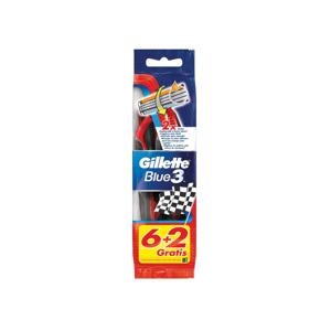 Gillette Blue3 Nitro Wegwerpscheermesjes 8 st. 7702018467112