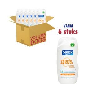 Sanex Douchegel Zero % Droge Huid 500ml 8718951320239