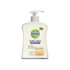 Dettol Handzeep Soft On Skin Honing en Galamboter 8710552364483